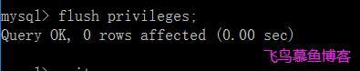 mysql 8.0 以上版本修改 root 密码的方法